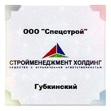 """ООО """"Спецстрой"""" - """"Стройменеджмент Холдинг"""""""